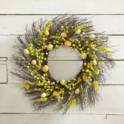 Blooming Spring Wreath