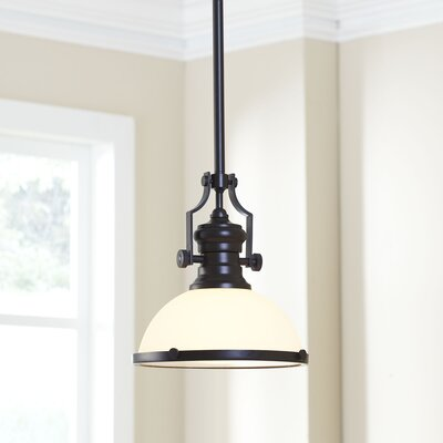 Proctor 1-Light Bowl Pendant
