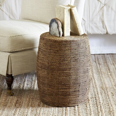 Naples Seagrass Stool