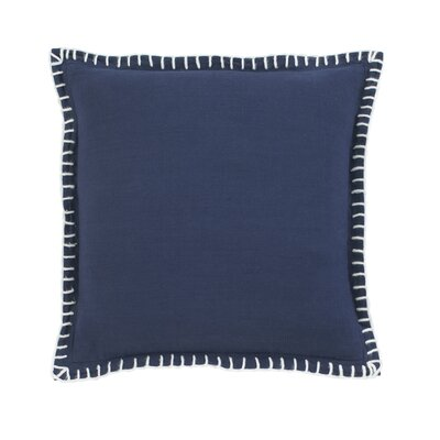 Lexi Pillow Cover Color: Blue