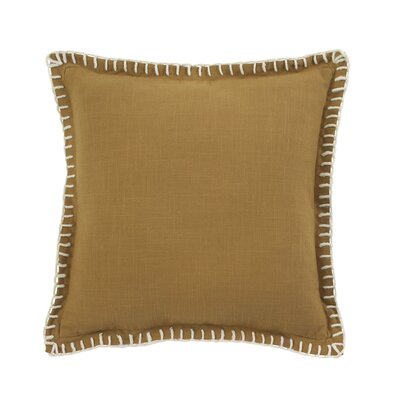 Lexi Pillow Cover Color: Mustard