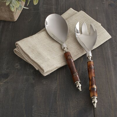 2 Piece Salad Servers Set