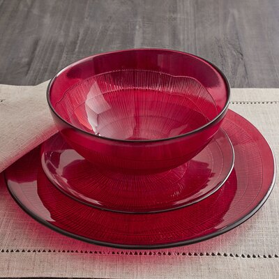 Paulsen 12-Piece Dinnerware Set