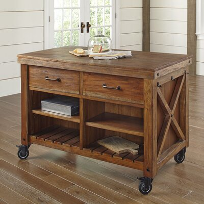 Valerie Kitchen Island by Birch Lane