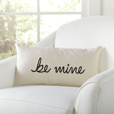 Be Mine Pillow Cover