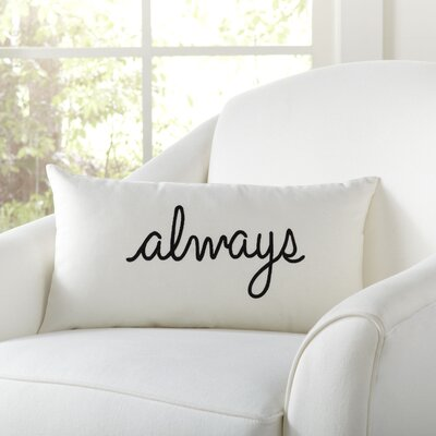 Always Pillow Cover
