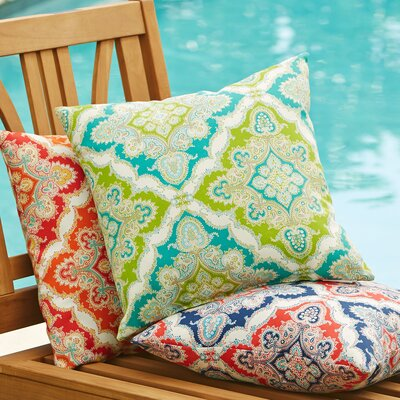 Merida Outdoor Pillow