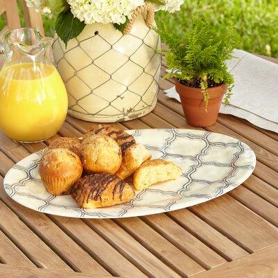 Algiers Melamine Platter