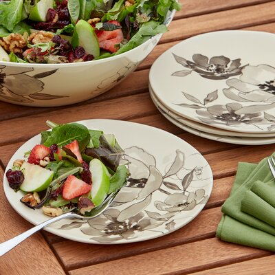 Toulouse Melamine Salad Plate