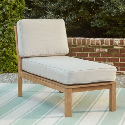 Summerton Teak Chaise