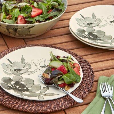 Toulouse Melamine Dinner Plate