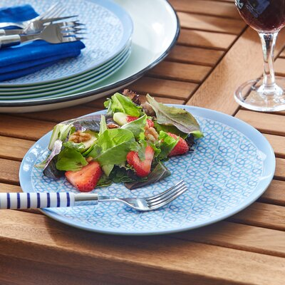 Brentwood Melamine Dinner Plates (Set of 2)