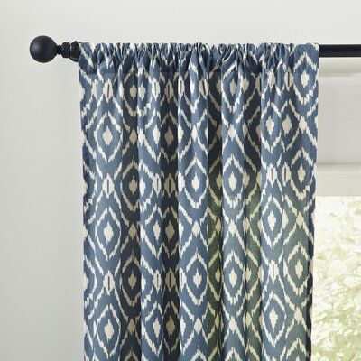 Abha Single Curtain Panel