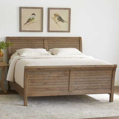 Seneca Sleigh Bed Size: King