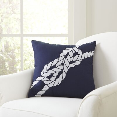Single Bowline Pillow