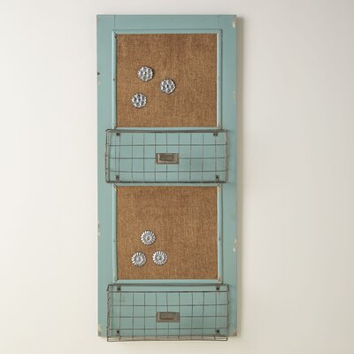 Cottage Wall Memo Board