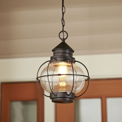 Hastings Outdoor Hanging Lantern