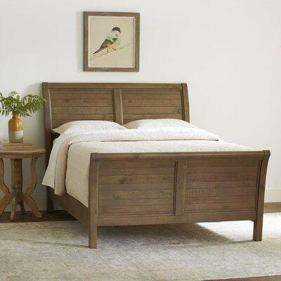 Seneca Sleigh Bed Size: Queen