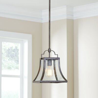 Hawkesbury 1-Light Foyer Mini Pendant