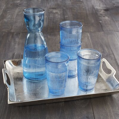 Paulsen 5-Piece Decanter Set