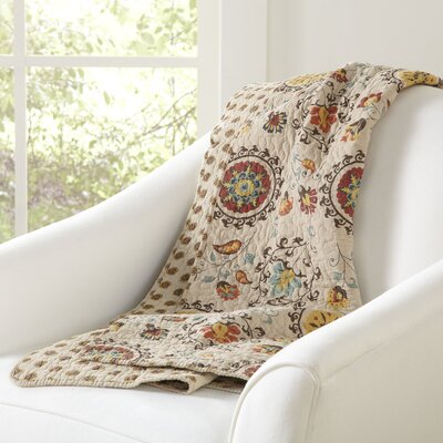 Dora Quilted Throw