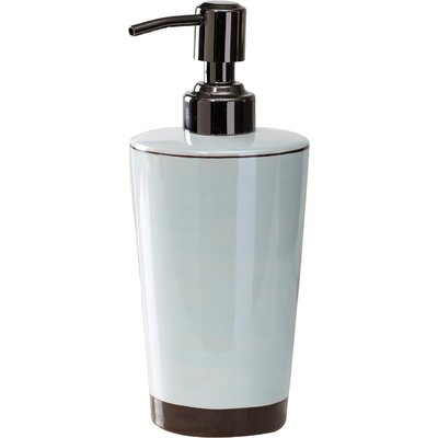 Tribeka Lotion Dispenser Color: Seafoam