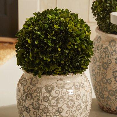 Julienne Round Pot Planter Size: Large, Color: Gray