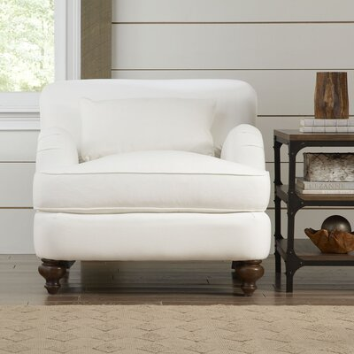 Durham Arm Chair Upholstery: Bayou Natural