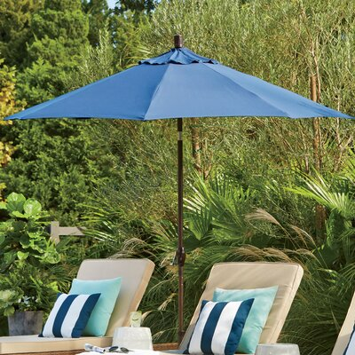 Tacoma Patio Umbrella Fabric: Navy