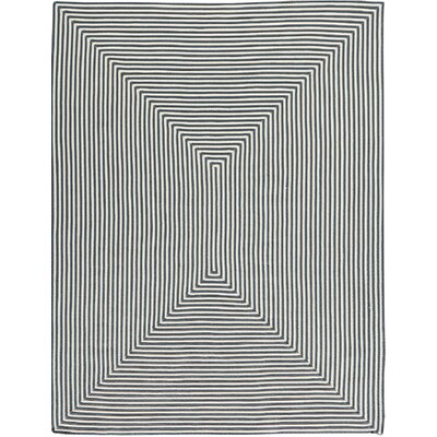 Marcelina Blue Indoor/Outdoor Rug Rug Size: 36 x 56