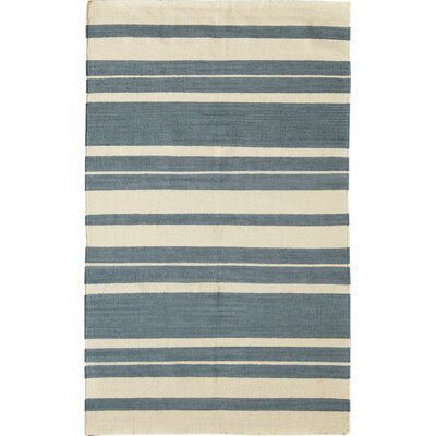 Lila Sky Hand-Woven Area Rug Rug Size: Rectangle 8 x 11