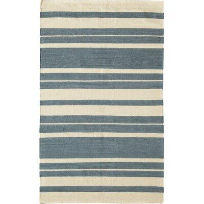 Lila Sky Hand-Woven Area Rug Rug Size: Rectangle 5 x 8