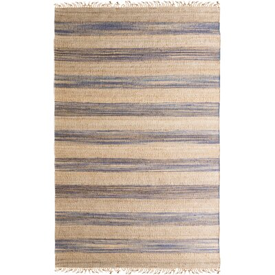 Victoria Hand-Woven Area Rug Rug Size: Rectangle 5 x 8
