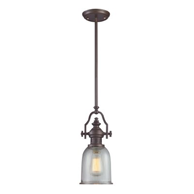 Winslow Mini Pendant Finish: Oil-Rubbed Bronze