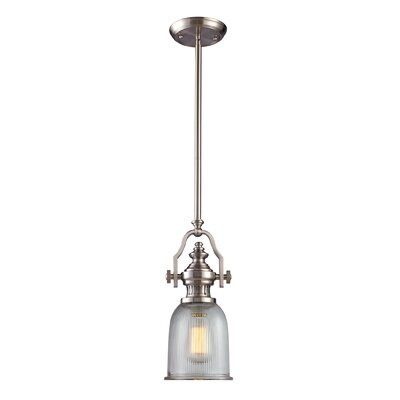 Winslow Mini Pendant Finish: Satin Nickel