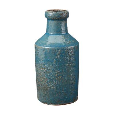 Ceramic Milk Jug Color: Ocean Blue