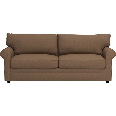 Newton Sleeper Sofa Upholstery: Bailey Mushroom Blended Linen