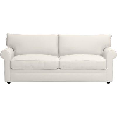 Newton Sleeper Sofa Upholstery: Truman Cloud White Twill