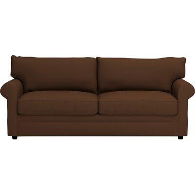 Newton Sleeper Sofa Upholstery: Jackson Coffee Microsuede