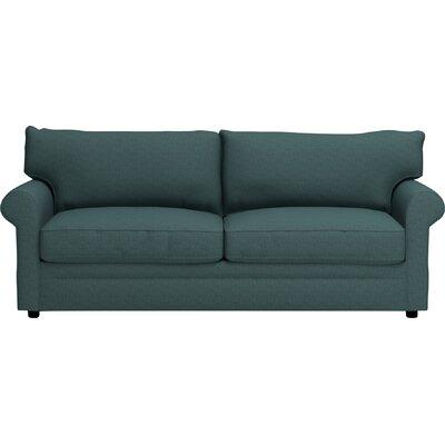 Newton Sleeper Sofa Upholstery: Bailey Aegean Blended Linen