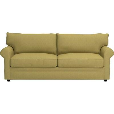 Newton Sleeper Sofa Upholstery: Bailey Avocado Blended Linen