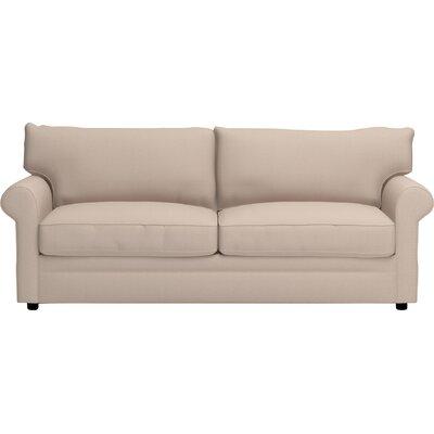 Newton Sleeper Sofa Upholstery: Bailey Papyrus Blended Linen