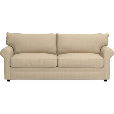 Newton Sleeper Sofa Upholstery: Bryant Oatmeal Textured Slub