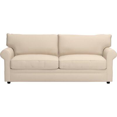 Newton Sleeper Sofa Upholstery: Jackson Oyster Microsuede