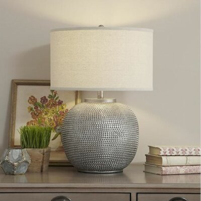 Cumberland Table Lamp Size: 24.5 H X 17 W  17 D