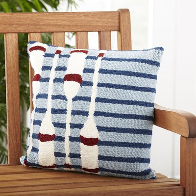 Oar Outdoor Pillow Cover