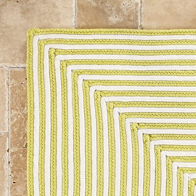 Marcelina Yellow Indoor/Outdoor Rug