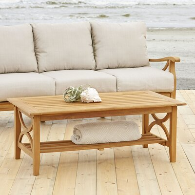 Brunswick Teak Coffee Table