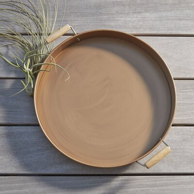 Cawley Tray Finish: Copper