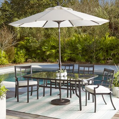 Erickson 7-Piece Outdoor Dining Set